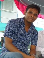 Jakaria Prince from Bangladesh 35 y.o.