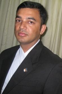 Ashok Buckhall