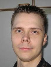 Joni from Finland 35 y.o.